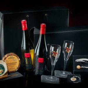 wijn box premium maxims de paris relatiegeschenk