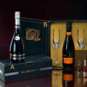 J.M. Ferret Guasch Special Cava Gift Box A